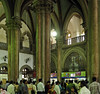 Chhatrapati Shivaji Terminus, Mumbai, Sat 17 March 2012 5.  Not for nothing has CST been described as an Oriental version of London's Gothic St Pancras station.  It is a UNESCO World Heritage Site (unlike St Pancras).