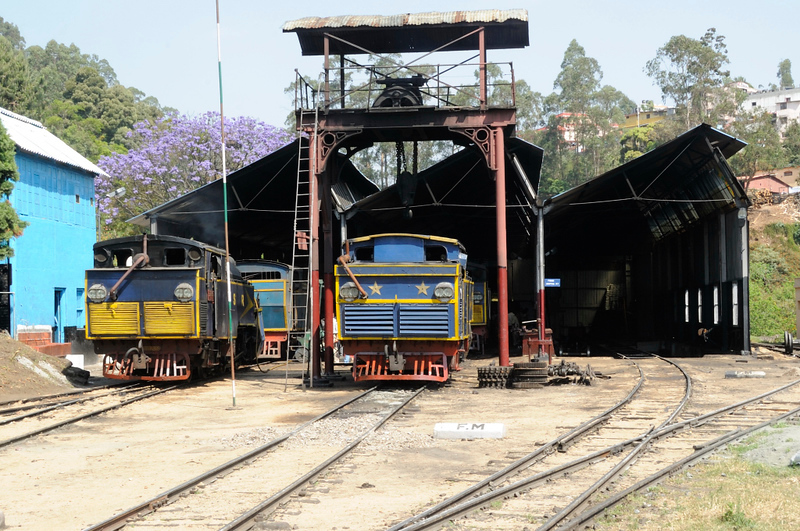 37386 & 37391, Coonor, Tues, 20 March 2012.