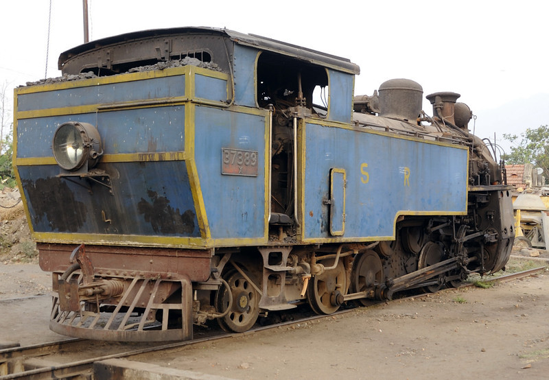 37389. Mettupalaiyam shed, Tues 20 March 2012 2.