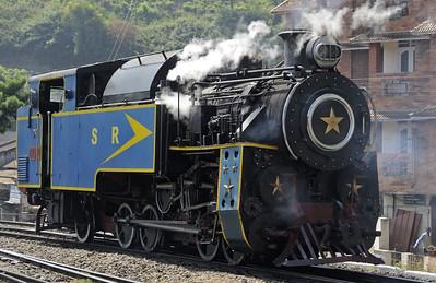 Nilgiri Mountain Railway locomotives