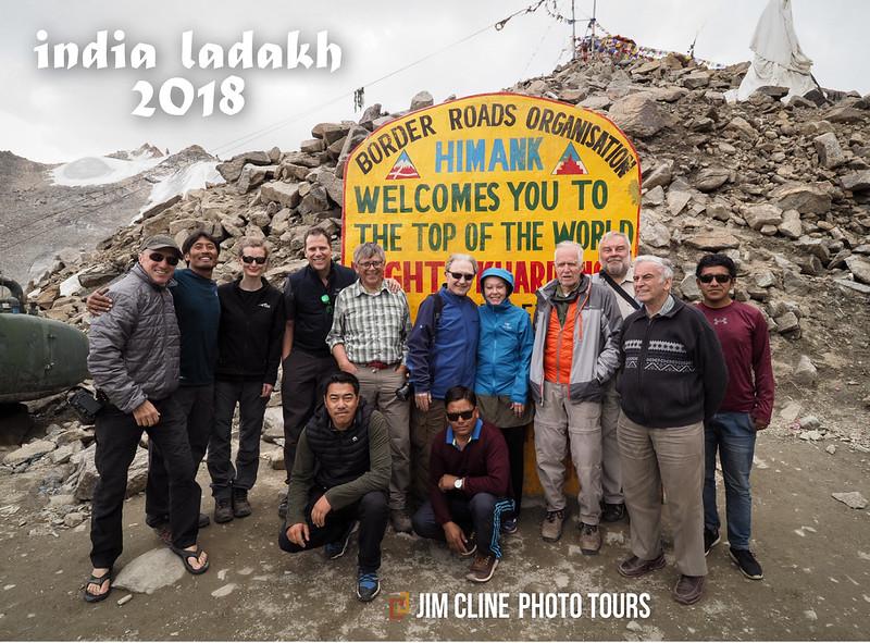 Tour participants