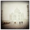 Taj Mahal, Hazy