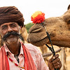 Herder and Camel