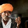 Man Smoking, Manvar