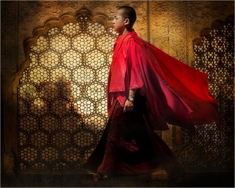 A Buddhist from Tibet