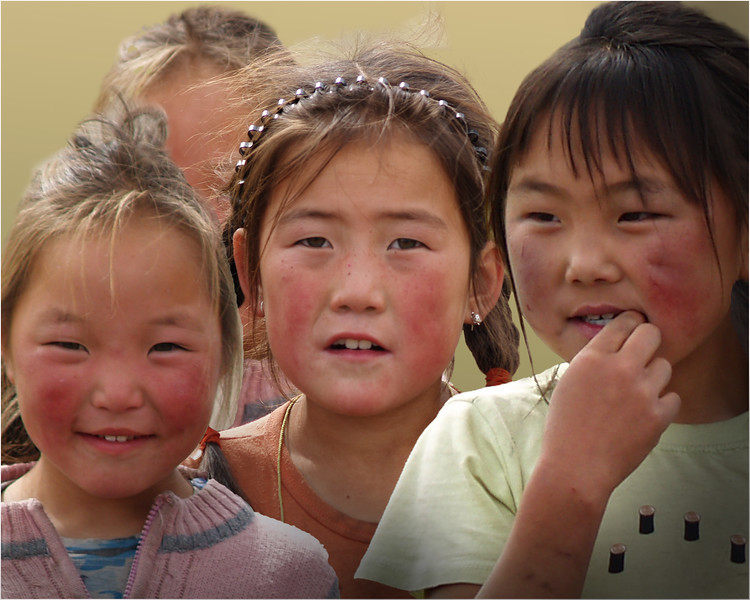 We are from Mongolia