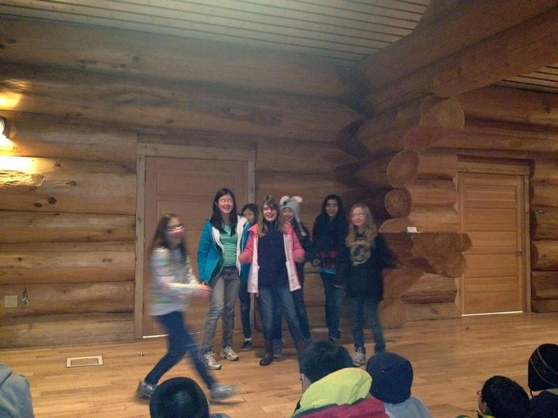 Group Girls B3