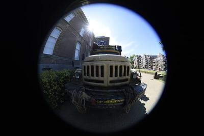 Nikon AF-S 8-15mm f/3.5-4.5E ED Fisheye