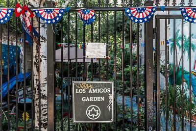 Los Amigos Garden