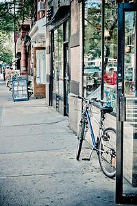 Gramercy Sidewalk