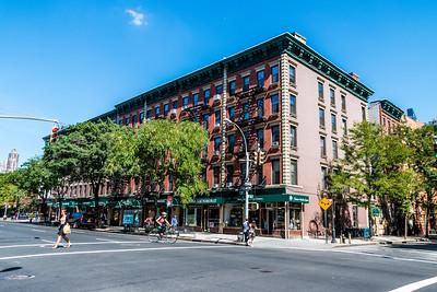 10th Avenue & West 46th Street