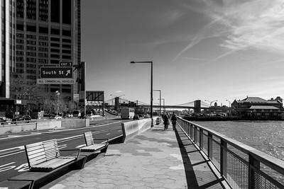 East River Pier