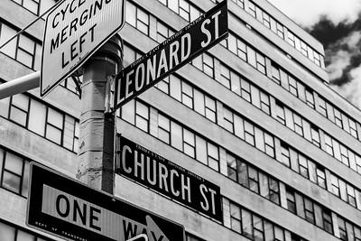 Leonard & Church