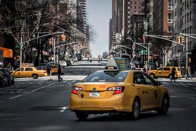 Manhattan - April 5, 2015