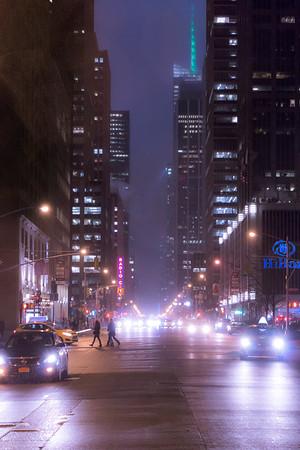 Sixth Avenue Mist