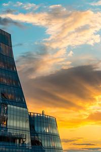Sunset Modernity