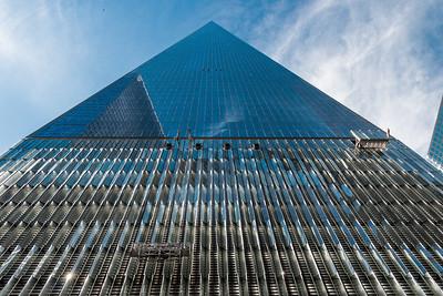 The Great Pyramid at Manhattan