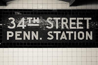 34th Street Penn Station