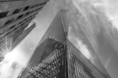 Trade Center Flare