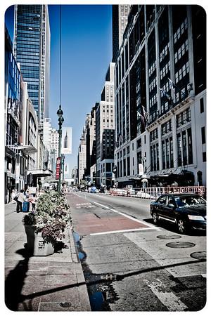 Manhattan - August 24, 2014