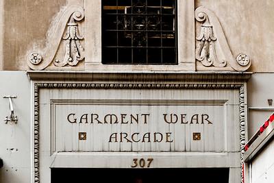 Garment Wear Arcade