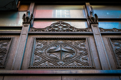 Iron Ornamentation