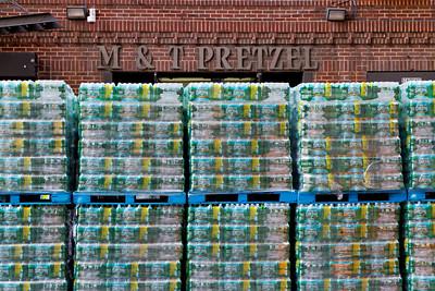 Pretzels Do Make One Thirsty