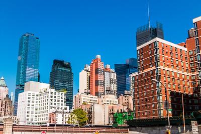 Hudson Yards Skyline