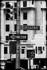 Broadway Signage