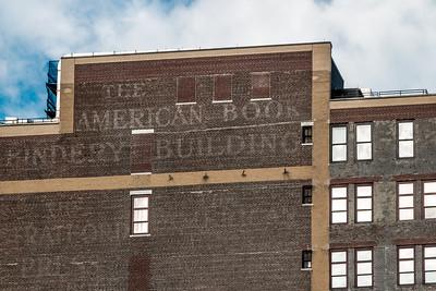 American Book Bindery Building