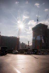 Hudson Yard Rising