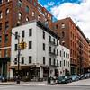 N Moore Street & Greenwich Street