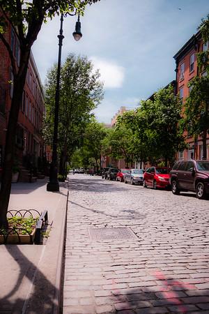 Cobbledstone Street