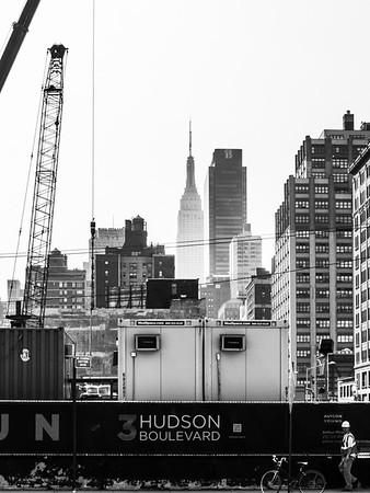 3 Hudson Boulevard