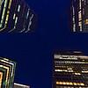 Starry Financial Night