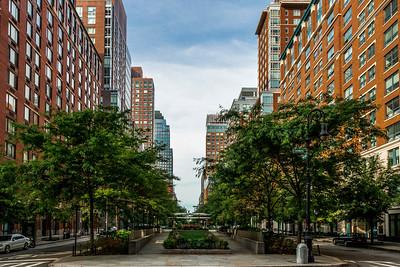 North End Avenue