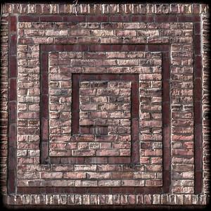 Swirling Brick