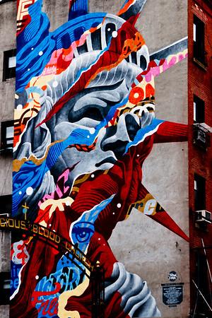 Liberty Mural