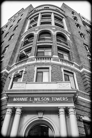 Mannie L. Wilson Towers