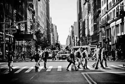 23rd Street Crossing