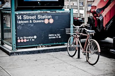 14 Street F-M Station