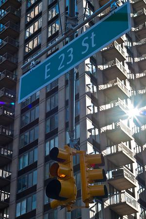 East 23rd Street