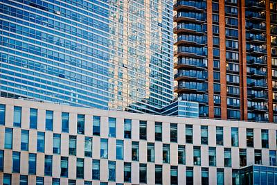 Modern City Rises