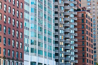 Buildings on Broadway