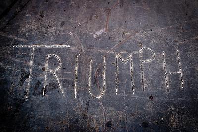 Sidewalk Triumph