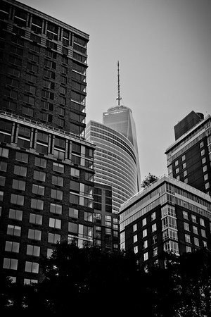 B&W Battery Park City