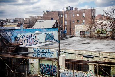 Elmhurst Rooftops