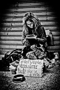 Everyone Needs A Little Help