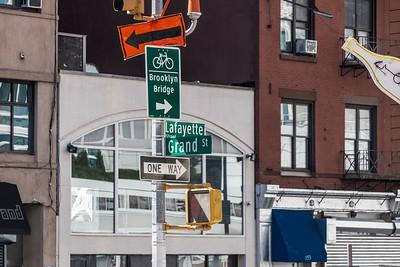 Lafayette & Grand Streets