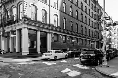 Crosby & Howard Streets